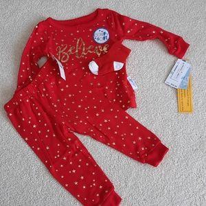 3 piece pajama set